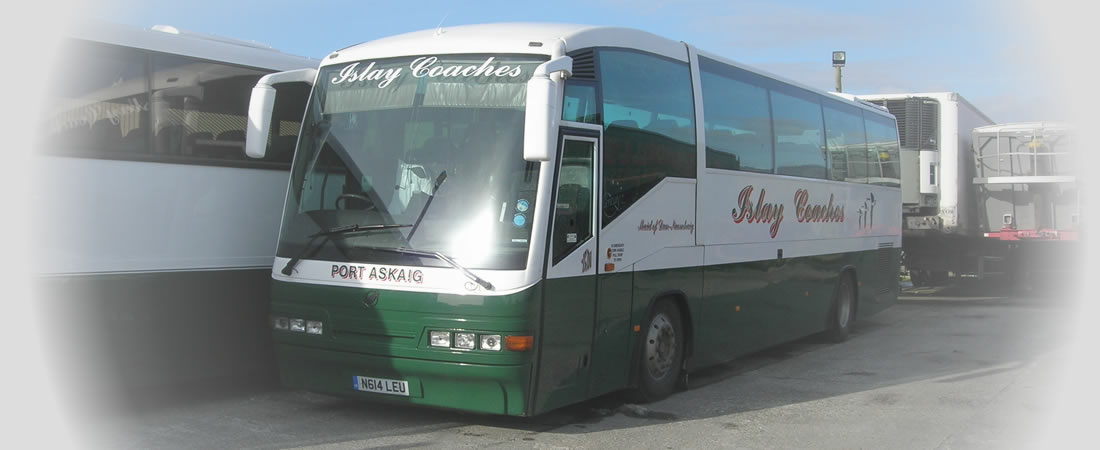 Islay Coaches Mundells Haulage