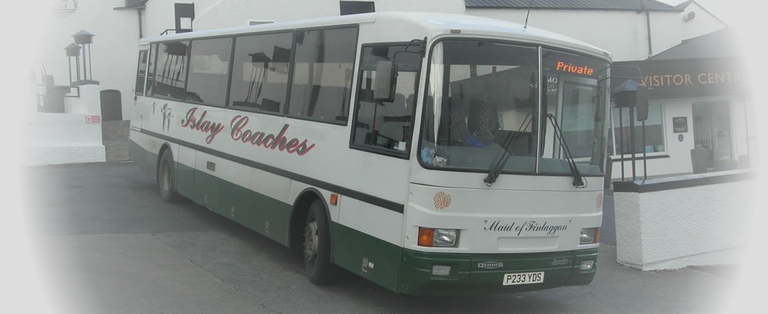 Islay Coaches