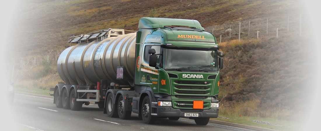 whisky haulage islay
