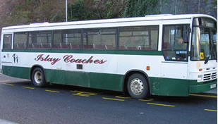 Islay Coaches in Islay - B Mundells