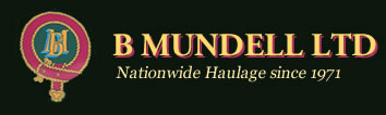 B Mundell LTD Haulage Services